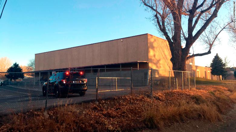 Aztec High School in New Mexico was the site of a shooting on Thursday, Dec. 7.