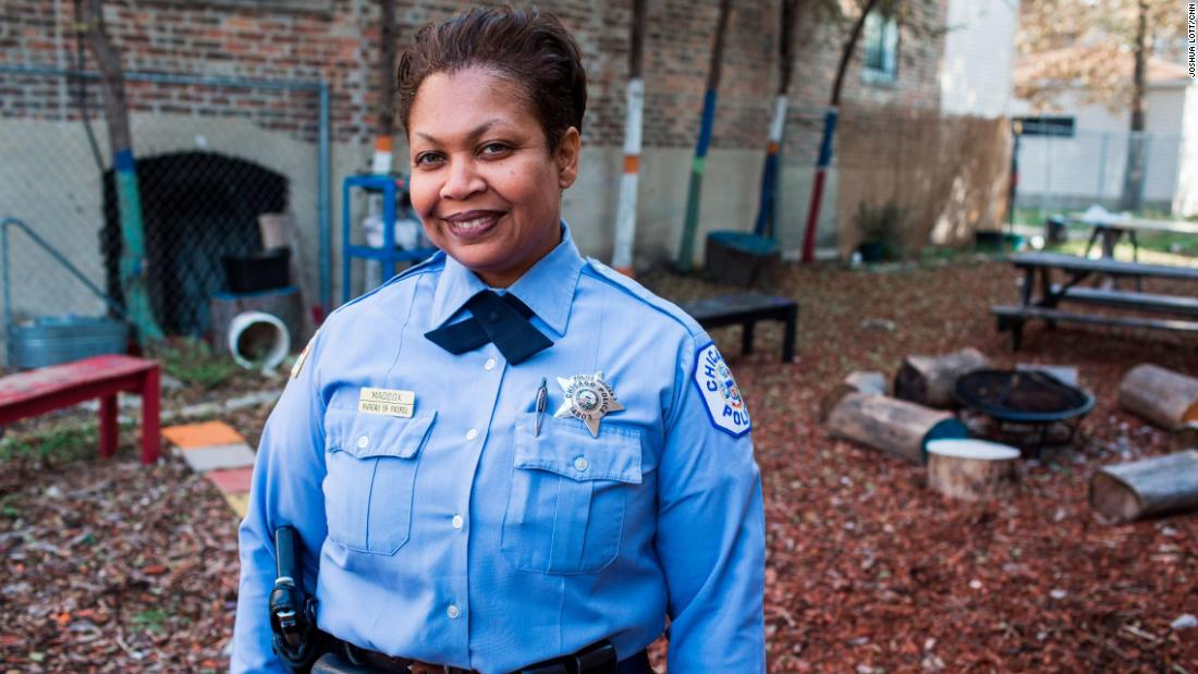 "Chicago police Officer Jennifer Maddox founded the after-school program Future Ties to give children a safe space for tutoring, mentoring and establishing life goals. A Chicago native, Maddox has seen how violence and lack of structure affect youth on the city's South Side. She knew she had to help. ""We can't arrest our way out of this,"" she said."