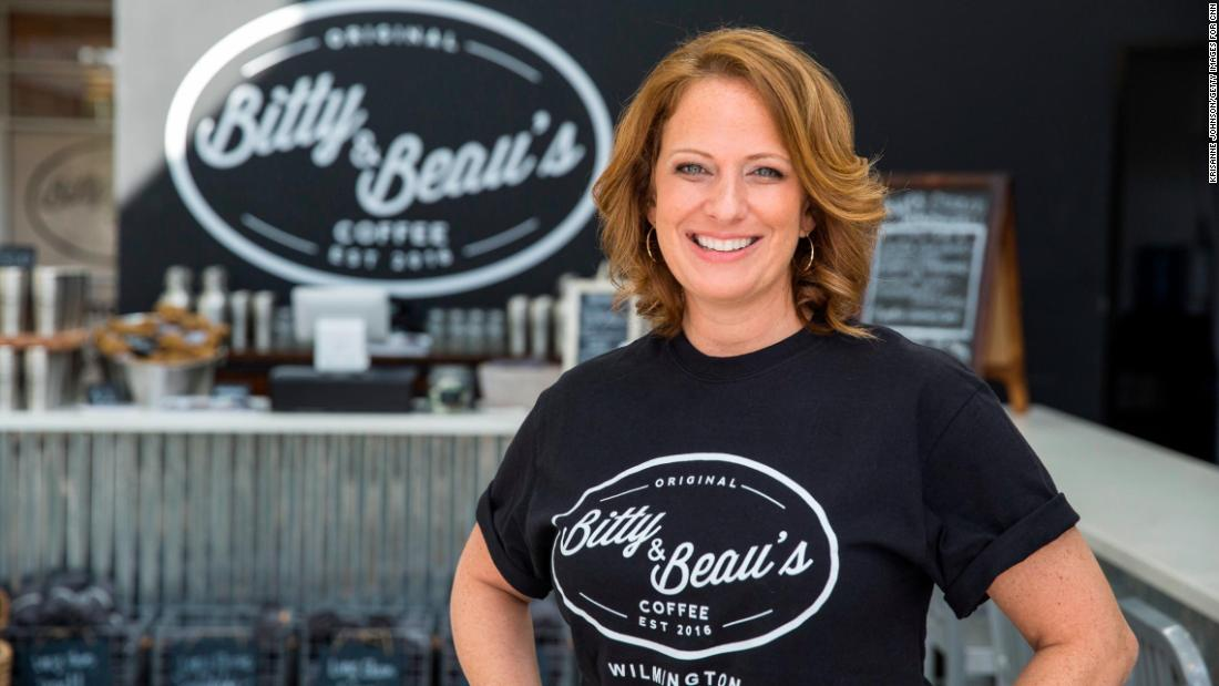 "Amy Wright, founder and CEO of Bitty & Beau's Coffee, employs 40 people living with intellectual and developmental disabilities ranging from Down syndrome to autism to cerebral palsy. Her efforts landed her on the list of <a href=""http://www.cnn.com/videos/tv/2017/11/01/cnn-heroes-top-10-reveal-orig-mc.cnn"">top 10 CNN Heroes for 2017</a>. Click through the gallery for more information and photos."