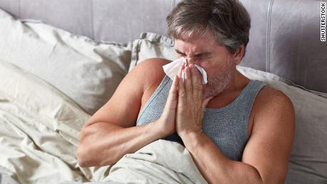 Laid up with 'man flu'? It's real, researcher says
