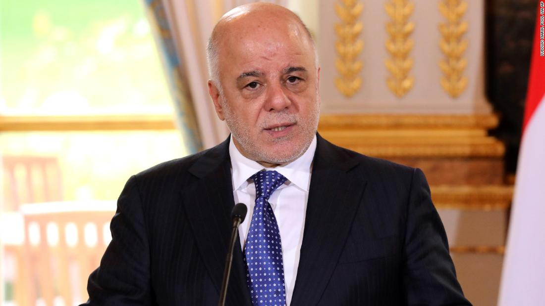Iraq is 'fully liberated' from ISIS, its military says