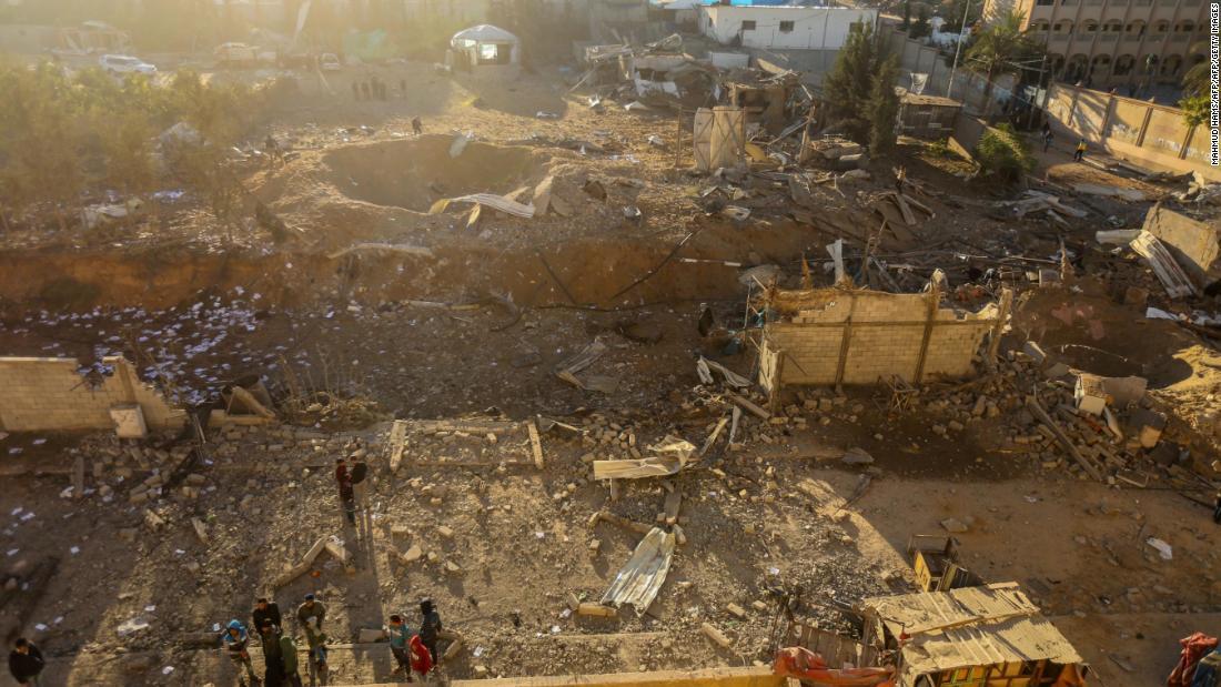 Israel airstrikes, Gaza rockets amid tensions over Jerusalem