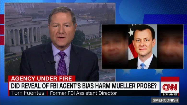 Did reveal of FBI agent's bias harm Mueller probe? _00024802