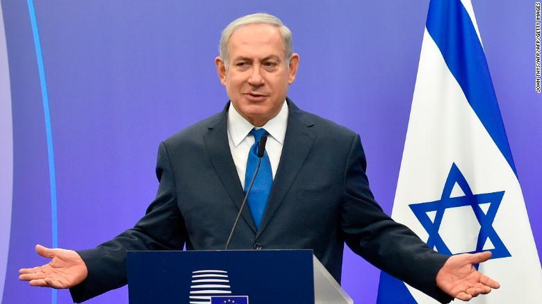 Netanyahu: Europe will follow Trump on Jerusalem - CNN