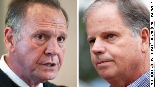 Alabama race: Exit poll updates