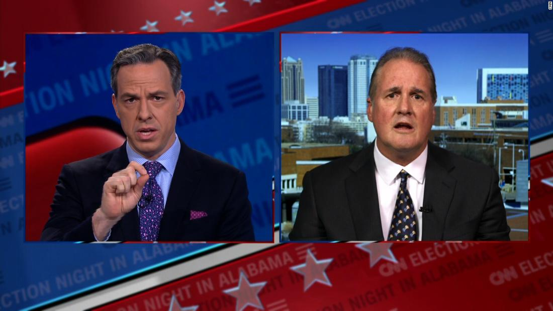 Moore campaign: Homosexual conduct is a sin - CNN Video