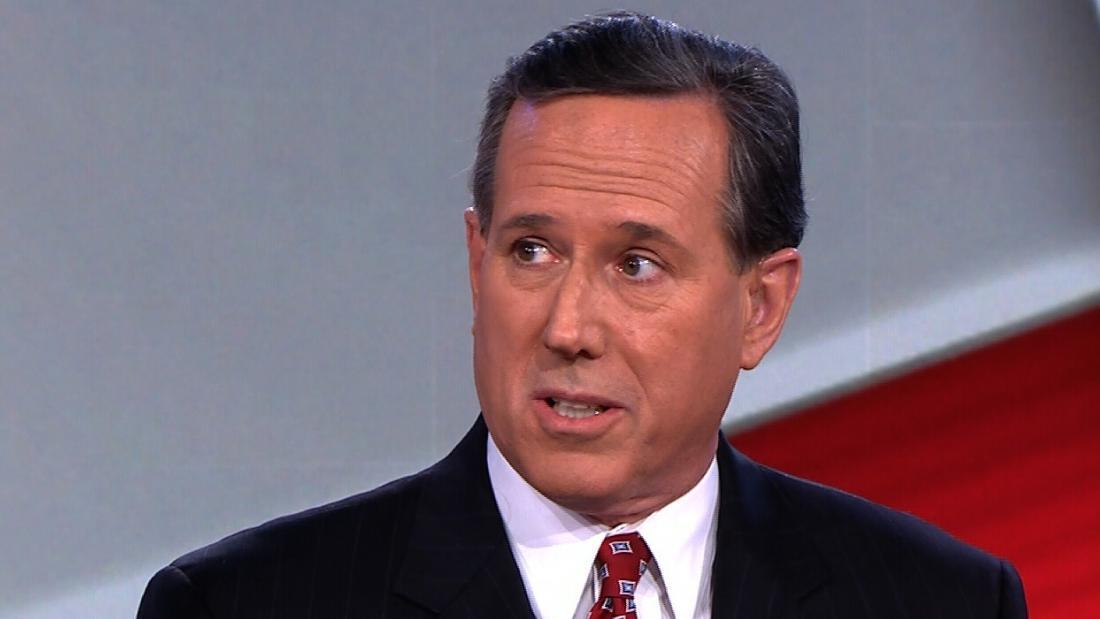 Santorum: Voters expect Senate to do their job - CNN Video