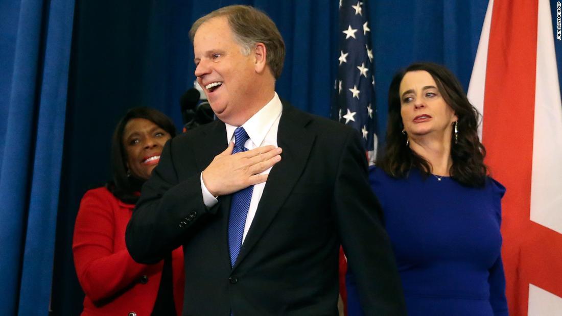 Alabama official: 'Highly unlikely' Jones not winner