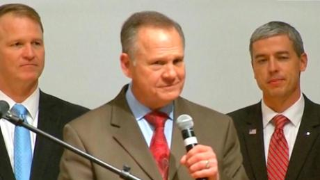 Roy Moore: It isn't over