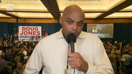 Charles Barkley has stern message for Dems