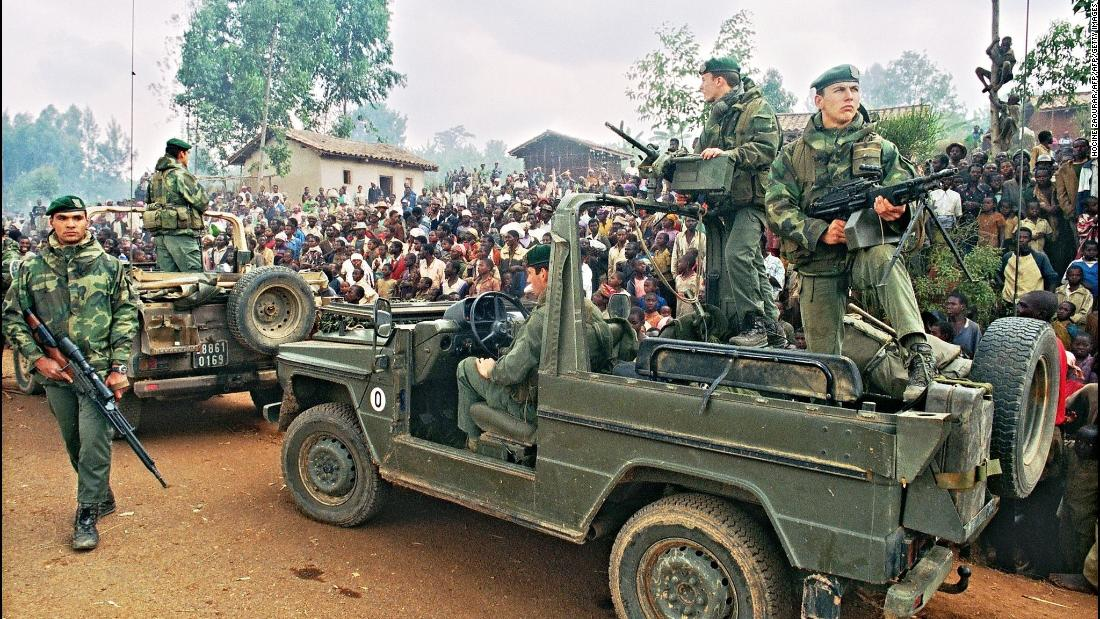 French officials 'complicit' in Rwanda genocide - CNN