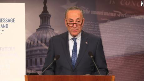 NEWS CONFERENCE Senator Schumer on GOP tax bill.   10:00am   Senate Studio/S-325