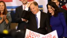 Doug Jones' victory in Alabama: the key moments