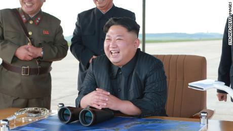 North Korean leader Kim Jong-Un  has clashed repeatedly with US President Donald Trump.