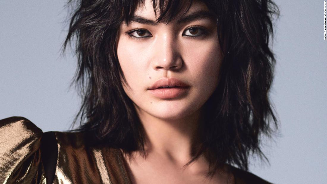Rina Fukushi on what it means to be a mixed-race model in Japan