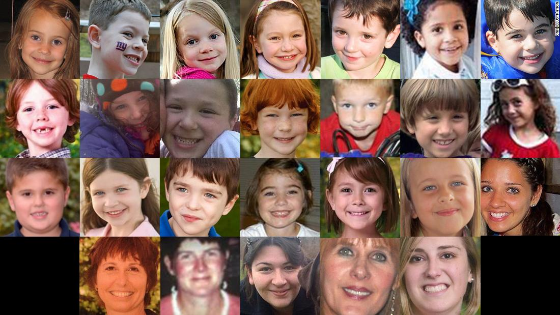 Sandy Hook Shooting Victims Remembered Cnn