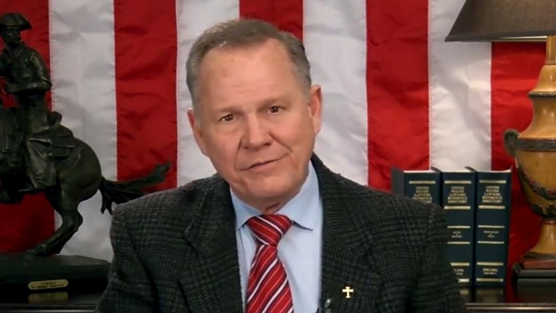 Why Roy Moore just won't concede