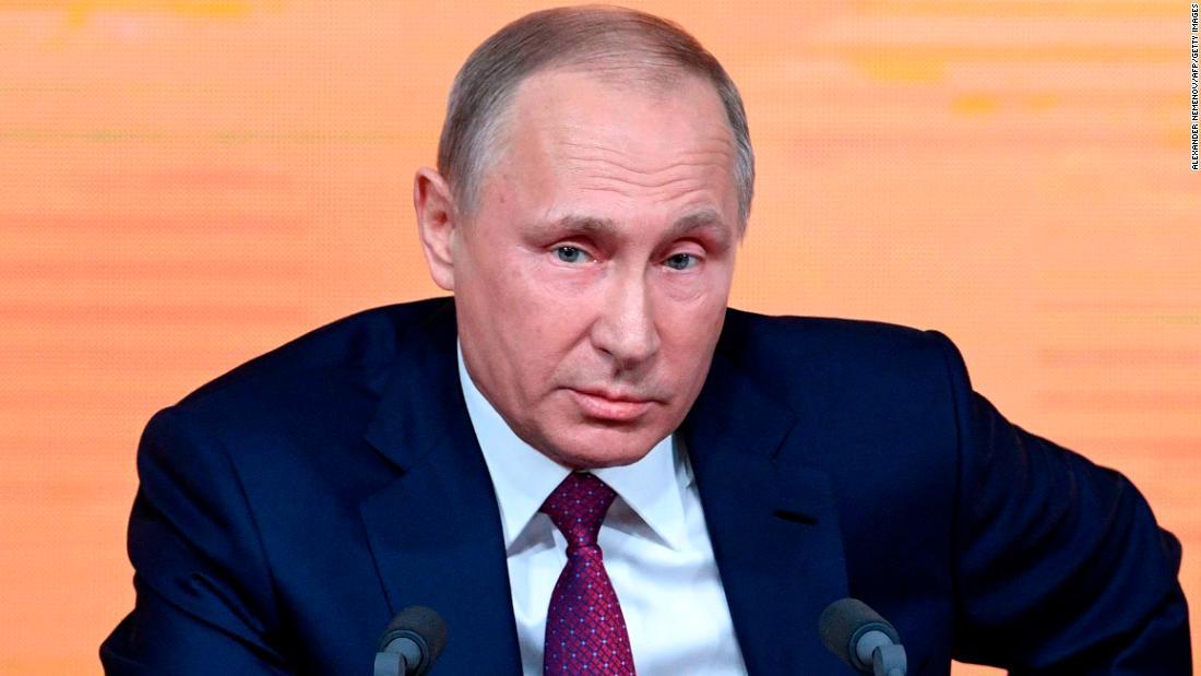 Trump initiated Putin call in the wake of economic praise