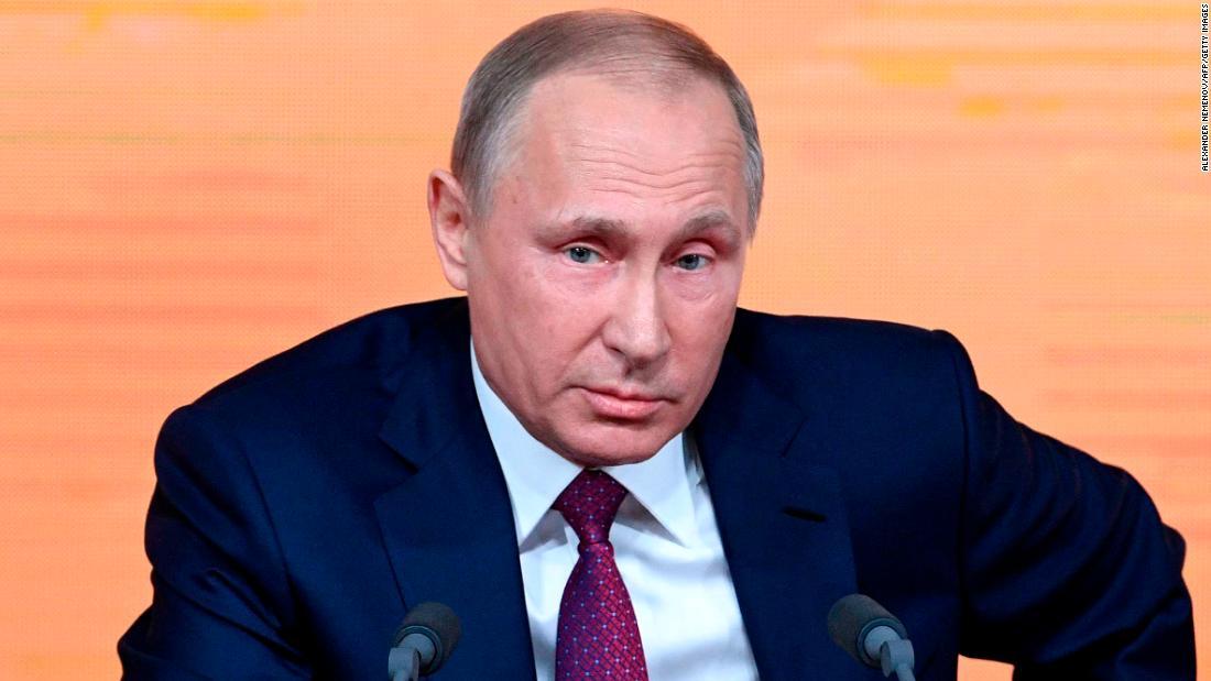 Putin praises Trump, slams Russia probe - CNN Video