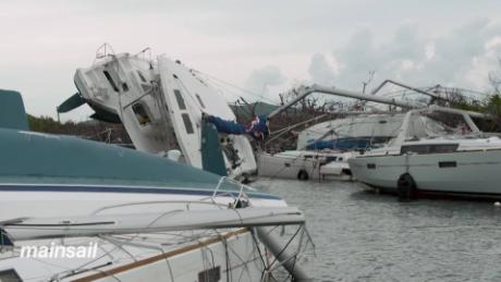 british virgin islands sailing industry damage hurricanes mainsail spc_00020318