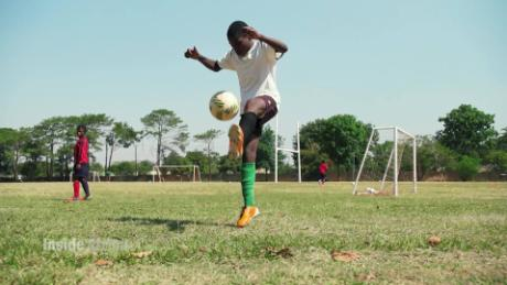 Inside Africa Malawi's best football export C_00011819