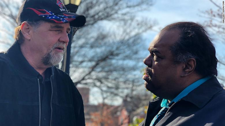 Meet the black man who befriends KKK leaders