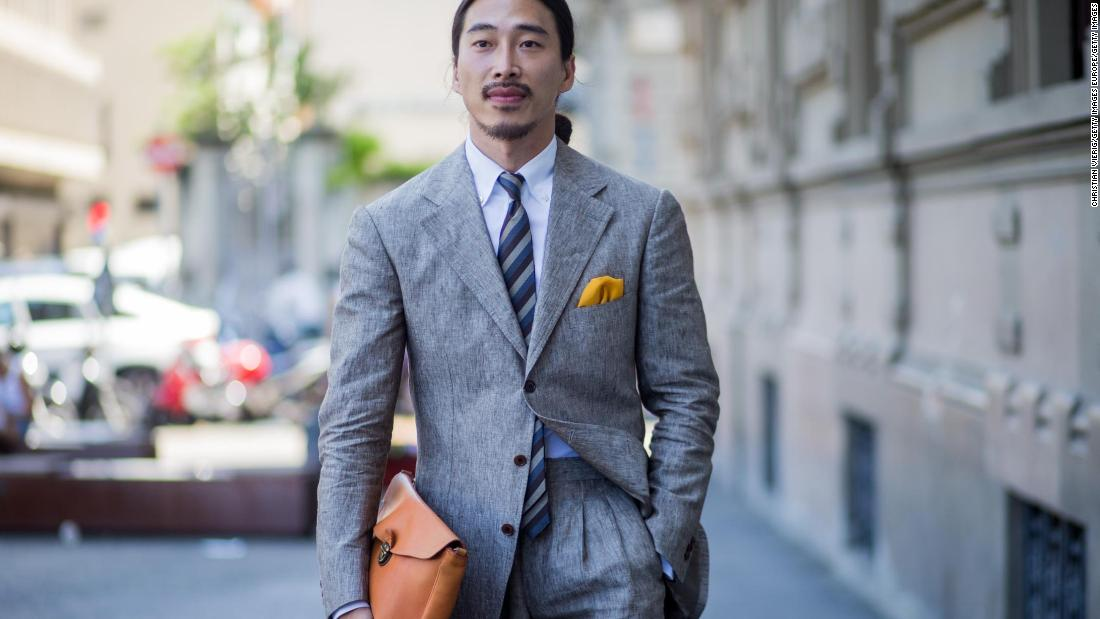 Menswear master Charlie Casely-Hayford: Rules for a perfect suit
