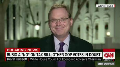 wh council of economics advisers chairman kevin hassett erin burnett outfront tax bill cnntv_00000000.jpg