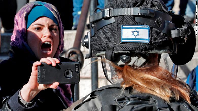 More protests over Trump's Jerusalem decision