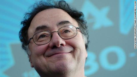 December 15, 2017 - FILE - Apotex founder Barry Sherman and wife, Honey Sherman. oronto Police Service is investigating the deaths as 'suspicious.' PICTURED: Nov 09, 2004; Toronto, Canada - A very happy Dr. Barry Sherman, Apotex Chairman and CEO, announces the completion of the largest pharmaceutical investment in Canadian history. The announcement coincided with the opening of a development and manufacturing facility. (Credit Image: © Dick Loek/Toronto Star/ZUMAPRESS.com)