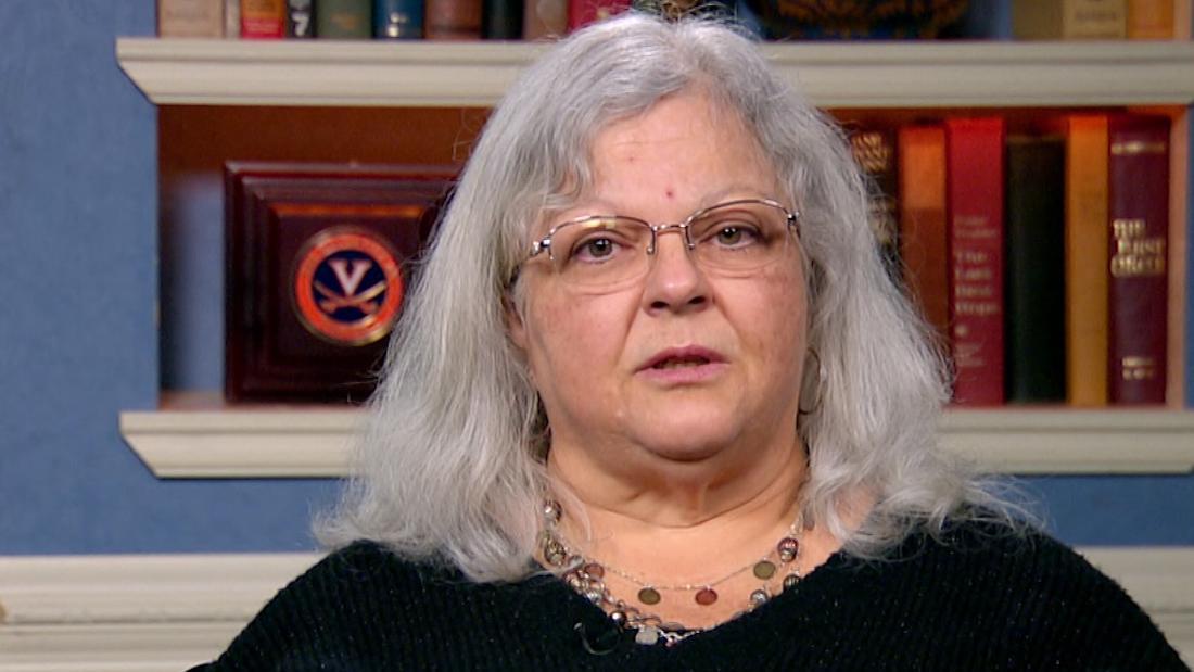 Charlottesville victim's mom: I hide her grave