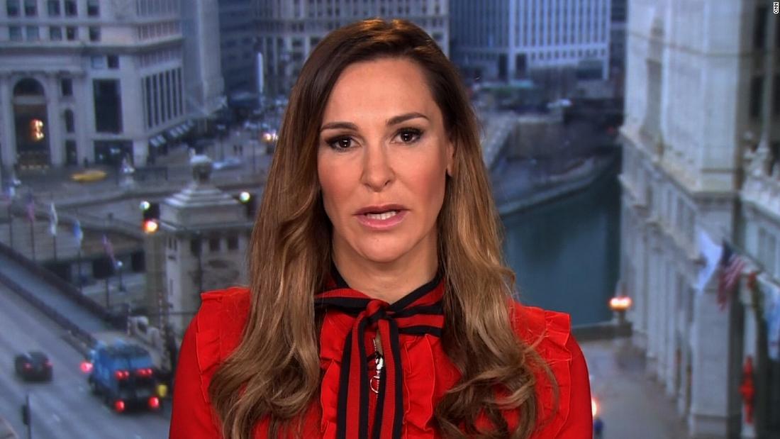 Tamara Holder in her interview with CNN