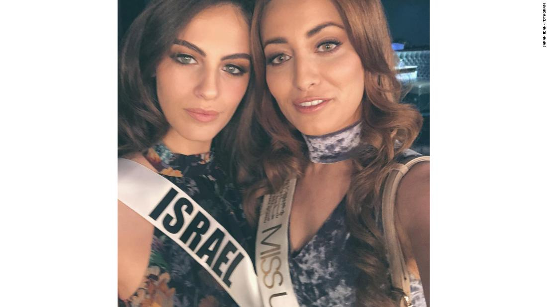 Death threats haunt Miss Iraq in wake of selfie controversy
