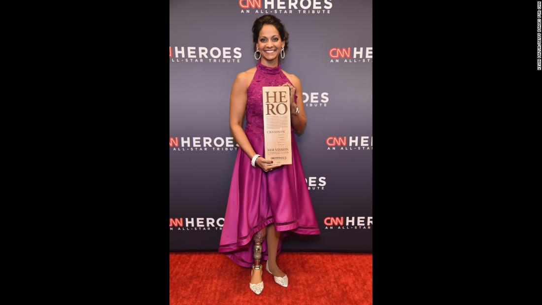 2017 CNN Hero Mona Patel