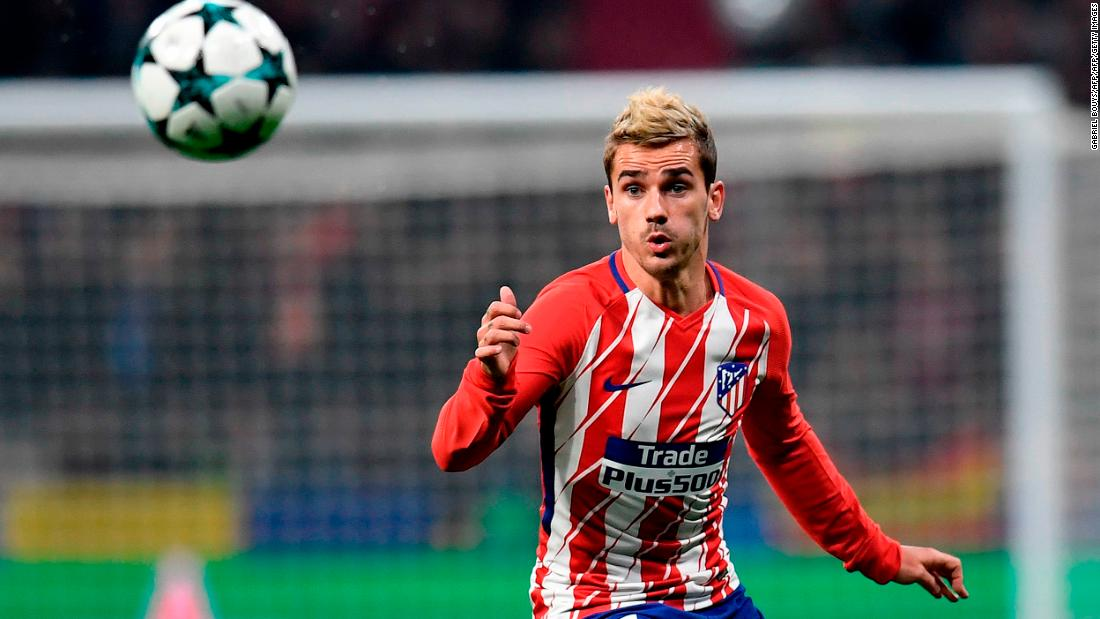 antoine griezmann atletico madrid star apologizes for