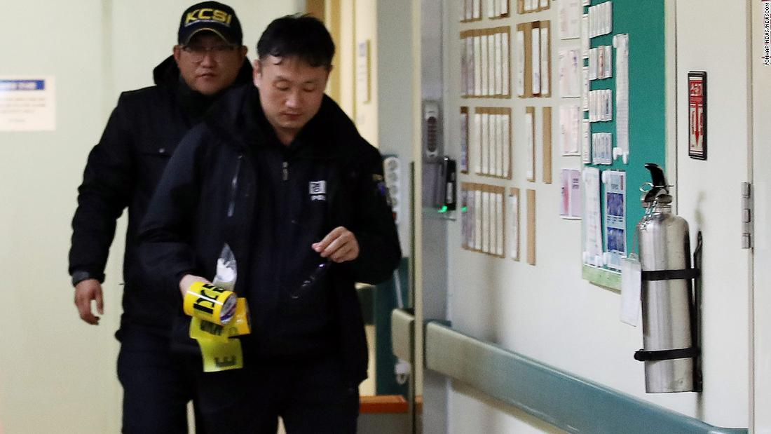 4 infants die in 90 minutes at South Korean neonatal ICU