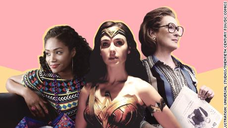 wonder women of 2017 entertainment