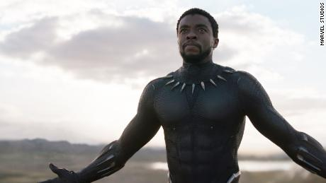 Movie stars storm premiere of buzzed-about 'Black Panther'