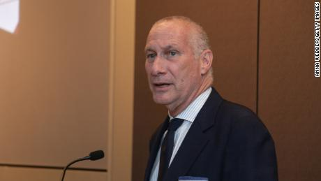 NEW YORK, NY - JUNE 02:  President of ESPN Inc. John Skipper speaks during the George Bodenheimer Book Party at Hearst Tower on June 2, 2015 in New York City.  (Photo by Anna Webber/Getty Images for Hearst Corporation)