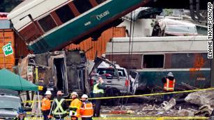 The questions investigators will be asking after Amtrak derailment