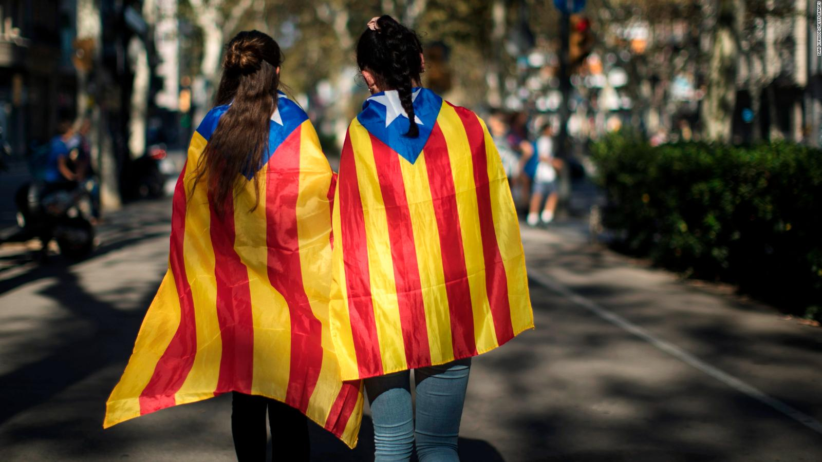 The millennials voting for Catalan independence