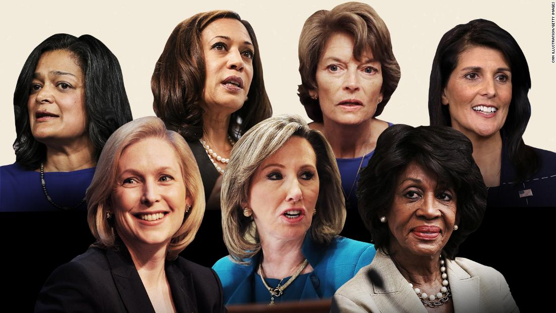 7 women in politics to watch in 2018