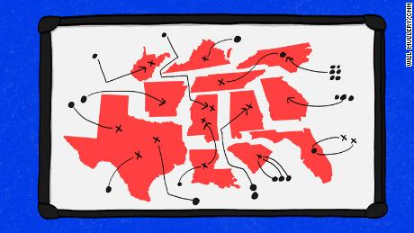 Democrats have a new Southern strategy