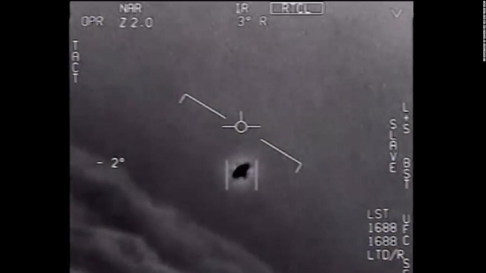 Former Pentagon UFO official We may not be alone CNNPolitics