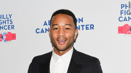 John Legend closes in on EGOT with Emmy nomination