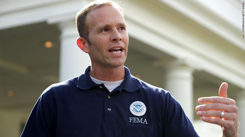 FEMA chief says he would 'never intentionally run a program incorrectly'
