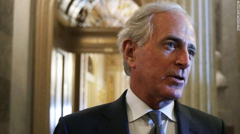 Corker mulling over running for re-election
