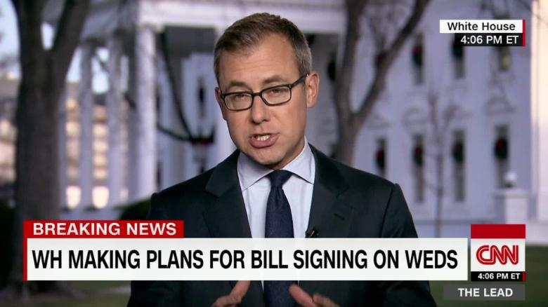 Lead Zeleny trump white house tax bill dnt_00045409