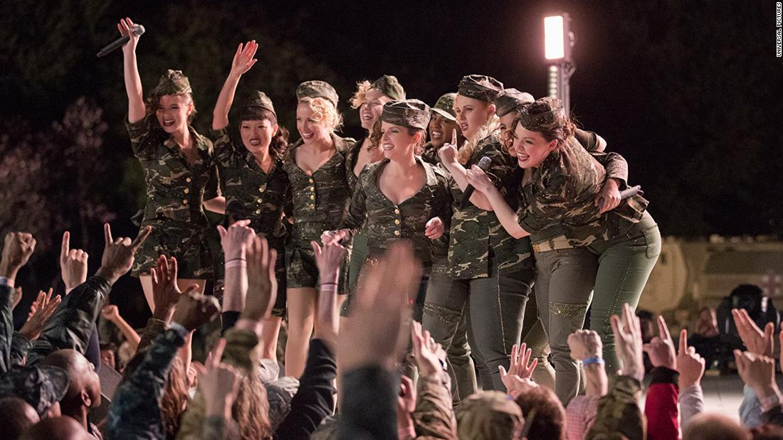 "<strong>""Pitch Perfect 3""</strong> hits theaters Friday and continues the story of everyone's favorite girl a cappella group."