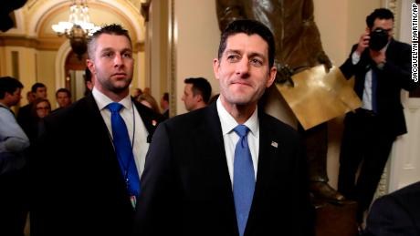 Ryan on tax plan: 'This will increase economic growth'